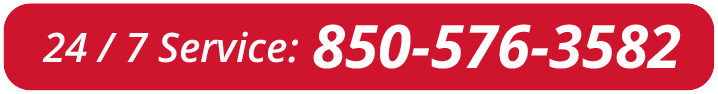24/7 Service Call 850-576-3582